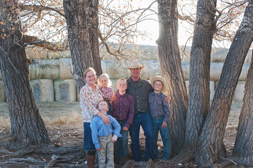 Wyoming Beef Council features a day in the life of Saratoga ranch mom