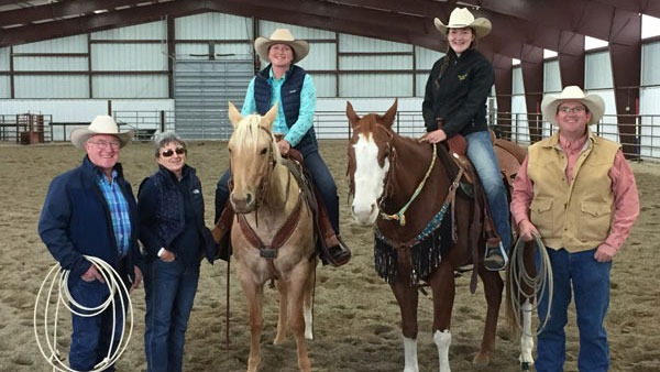 Wyoming Ranching Family, the Wilson Family